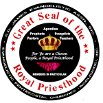 Great Seal of the Royal Priesthood - SDJEA & EPC WW